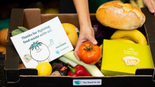 The aim of the boxes is to mitigate food waste and make nutritious products more affordable. Image: Morrisons